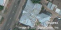 Фотография со спутника Яндекса, Садовая улица, дом 45 в Самаре