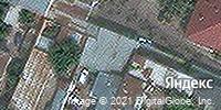 Фотография со спутника Яндекса, Садовая улица, дом 54, корпус 2 в Самаре