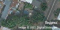 Фотография со спутника Яндекса, Садовая улица, дом 52 в Самаре