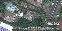 Фотография со спутника Яндекса, Садовая улица, дом 66 в Самаре