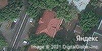 Фотография со спутника Яндекса, Садовая улица, дом 79 в Самаре