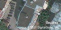 Фотография со спутника Яндекса, Садовая улица, дом 71 в Самаре
