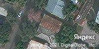 Фотография со спутника Яндекса, Садовая улица, дом 101 в Самаре