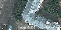 Фотография со спутника Яндекса, улица Урицкого, дом 2 в Самаре
