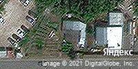 Фотография со спутника Яндекса, улица Академика Платонова, дом 24 в Самаре