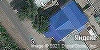 Фотография со спутника Яндекса, Заводское шоссе, дом 7А в Самаре