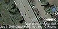 Фотография со спутника Яндекса, микрорайон Кунаева, дом 19 в Уральске