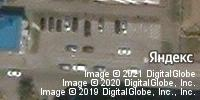 Фотография со спутника Яндекса, улица Тимирязева, дом 26 в Альметьевске