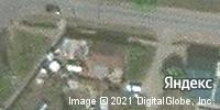 Фотография со спутника Яндекса, улица Чкалова, дом 2 в Ижевске