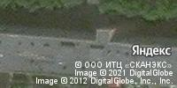 Фотография со спутника Яндекса, улица Ленина, дом 87Б в Ижевске