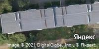 Фотография со спутника Яндекса, улица Труда, дом 30 в Ижевске