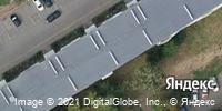 Фотография со спутника Яндекса, улица Труда, дом 8 в Ижевске