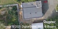 Фотография со спутника Яндекса, улица Труда, дом 4Т в Ижевске