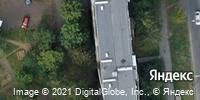 Фотография со спутника Яндекса, улица Труда, дом 12 в Ижевске