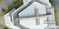 Фотография со спутника Яндекса, улица Труда, дом 19 в Ижевске