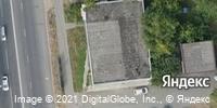 Фотография со спутника Яндекса, улица Труда, дом 15 в Ижевске
