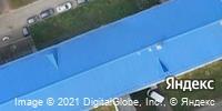 Фотография со спутника Яндекса, улица Труда, дом 1 в Ижевске
