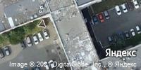 Фотография со спутника Яндекса, улица Труда, дом 3 в Ижевске