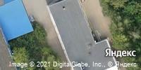 Фотография со спутника Яндекса, улица Труда, дом 3А в Ижевске