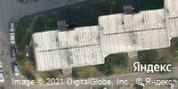 Фотография со спутника Яндекса, Автозаводская улица, дом 17 в Ижевске