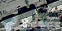 Фотография со спутника Яндекса, Ленинская улица, дом 9 в Оренбурге