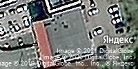 Фотография со спутника Яндекса, улица Терешковой, дом 7 в Оренбурге