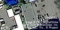 Фотография со спутника Яндекса, улица Терешковой, дом 1 в Оренбурге