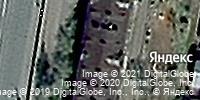 Фотография со спутника Яндекса, улица Терешковой, дом 6 в Оренбурге