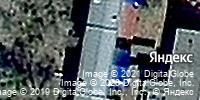 Фотография со спутника Яндекса, улица Терешковой, дом 8 в Оренбурге