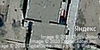 Фотография со спутника Яндекса, улица Терешковой, дом 10, корпус 1 в Оренбурге
