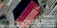 Фотография со спутника Яндекса, проспект Победы, дом 11 в Оренбурге