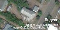 Фотография со спутника Яндекса, улица Нехаева, дом 101 в Уфе