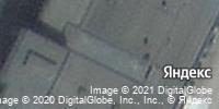 Фотография со спутника Яндекса, проспект Ленина, дом 30В в Стерлитамаке