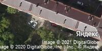 Фотография со спутника Яндекса, улица Ленина, дом 95 в Уфе