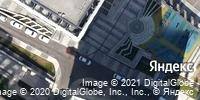 Фотография со спутника Яндекса, улица Пирогова, дом 3 в Уфе