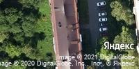 Фотография со спутника Яндекса, улица Шота Руставели, дом 23/1 в Уфе