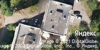 Фотография со спутника Яндекса, улица Шота Руставели, дом 31 в Уфе