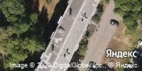 Фотография со спутника Яндекса, Интернациональная улица, дом 129/1 в Уфе