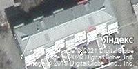 Фотография со спутника Яндекса, улица Кутузова, дом 17А в Орске