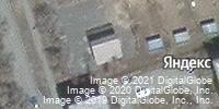 Фотография со спутника Яндекса, улица Кутузова, дом 8А в Орске