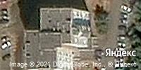 Фотография со спутника Яндекса, улица Ворошилова, дом 13/1 в Магнитогорске