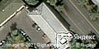 Фотография со спутника Яндекса, улица Строителей, дом 26 в Магнитогорске