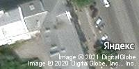 Фотография со спутника Яндекса, улица Фрунзе, дом 52 в Нижнем Тагиле