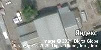 Фотография со спутника Яндекса, улица Фрунзе, дом 37Б в Нижнем Тагиле