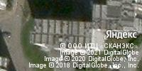 Фотография со спутника Яндекса, бульвар Юности, дом 1 в Первоуральске
