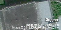 Фотография со спутника Яндекса, улица Куйбышева, дом 34 в Екатеринбурге