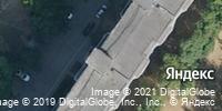 Фотография со спутника Яндекса, улица Уральских Рабочих, дом 12 в Екатеринбурге