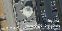 Фотография со спутника Яндекса, улица Белинского, дом 86 в Екатеринбурге