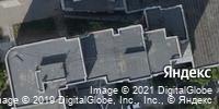 Фотография со спутника Яндекса, улица Декабристов, дом 51 в Екатеринбурге