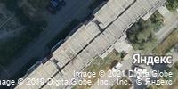 Фотография со спутника Яндекса, улица Смазчиков, дом 5 в Екатеринбурге